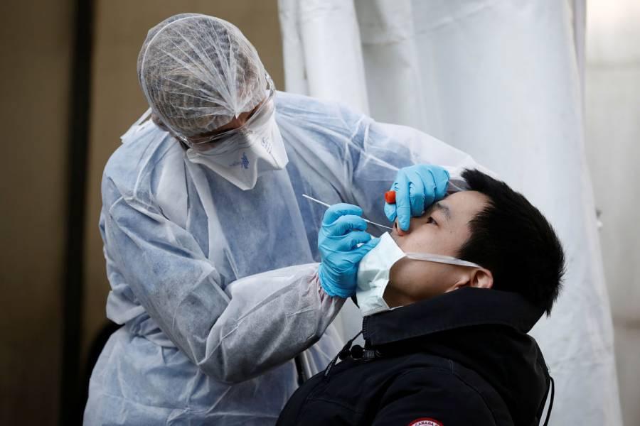 Francia confirma 2 mil 606 muertos por coronavirus