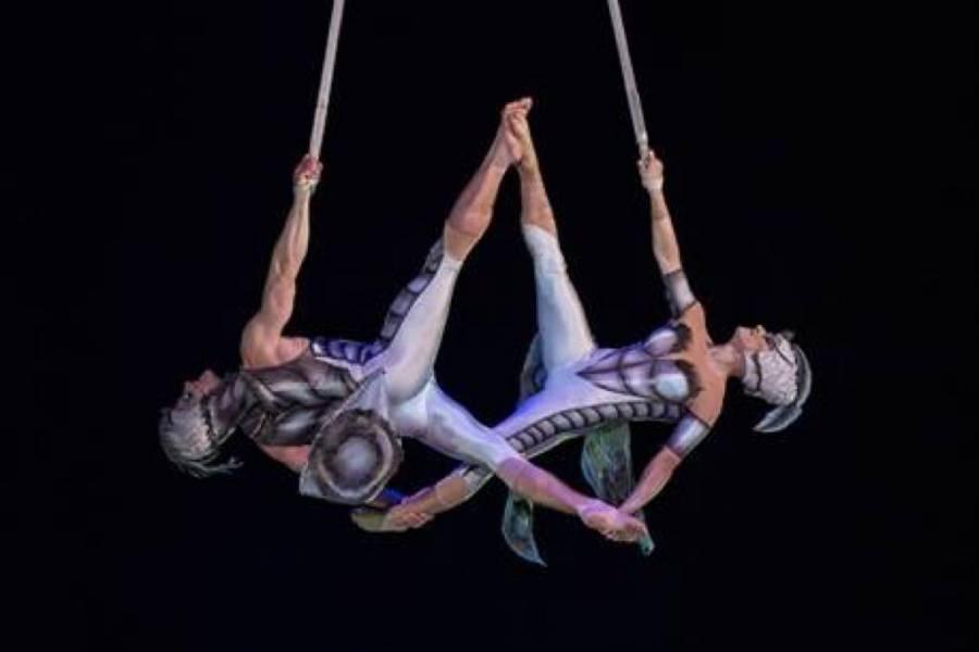 Gratis espectáculo online de Cirque du Soleil