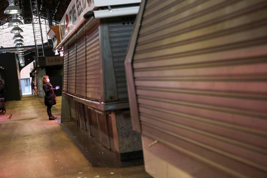 "España decreta ""hibernación"" de la economía por coronavirus"