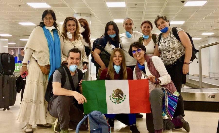 Regresan a Jalisco mexicanos varados en Perú