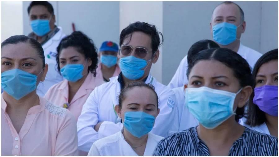 Reportan 20 defunciones por Covid-16 en México