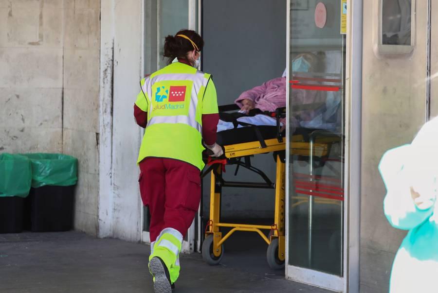 España supera los seis mil 500 fallecidos por coronavirus