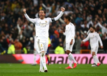 Con 92 goles, Sergio Ramos sigue marca de Fernando Hierro