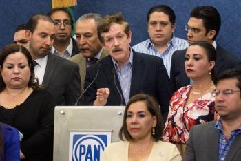 PAN pide reunión con López-Gatell, Herrera y Romo parar combatir coronavirus