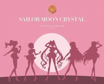 Lencería de Sailor Moon Crystal; Anden Hud sacará su propia línea
