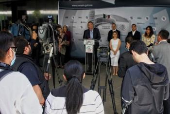 Senadores panistas sí quieren cerrar frontera