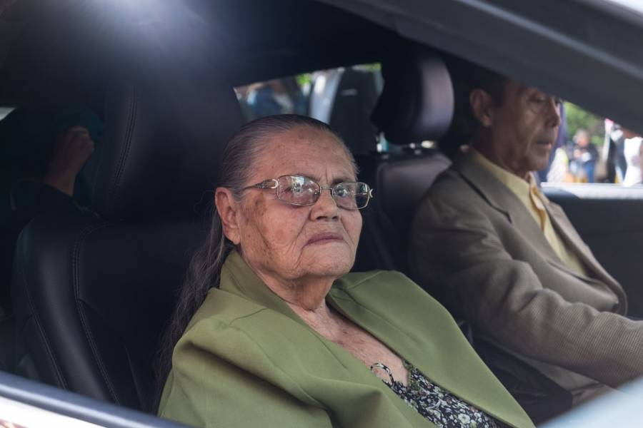 """Confirma AMLO encuentro con mamá de """"El Chapo"""" Guzmán"""