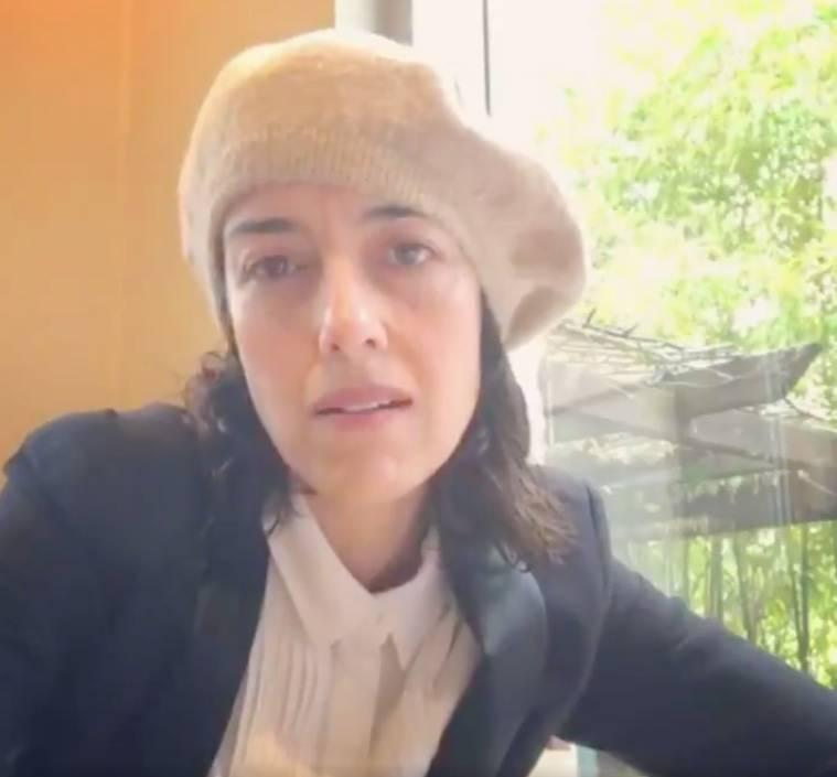 """""""Hagan caso, métanse a sus casas"""", pide Paulina de la Mora"""