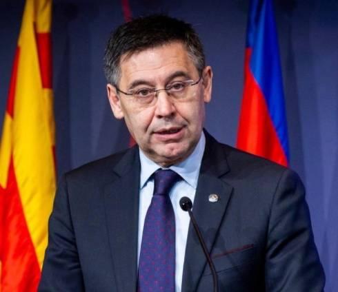 Bartomeu asegura que jugadores del Barcelona no se negaron a recorte de sueldo