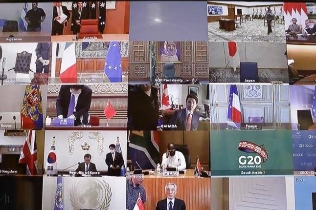 Ministros de G-20 acuerdan garantizar comercio libre y justo