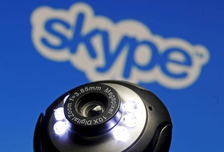 Usuarios de Skype suben con fuerza por el coronavirus