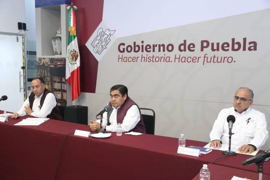 Se reconvertirán 5 hospitales en Puebla para atender el Covid-19