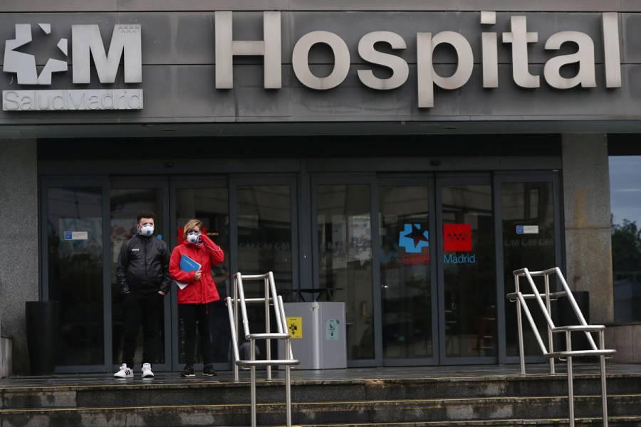 Hospital de España será sede de tratamientos anticoronavirus