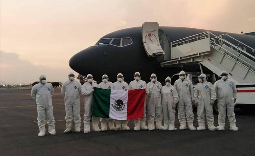 Rescata Fuerza Aérea Mexicana a connacional en Cusco, Perú