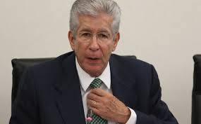 Ruiz Esparza, ex-secretario de Comunicaciones y Transportes sufre infarto cerebral