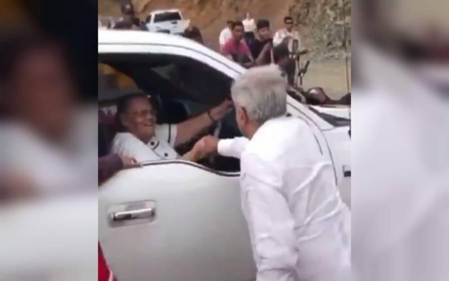 Diputados de PAN y PRD exigen explicación a AMLO por saludo a mamá del Chapo