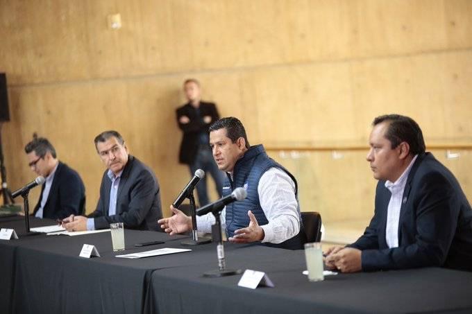 Guanajuato apoya a los sectores productivos y de servicios por COVID-19.