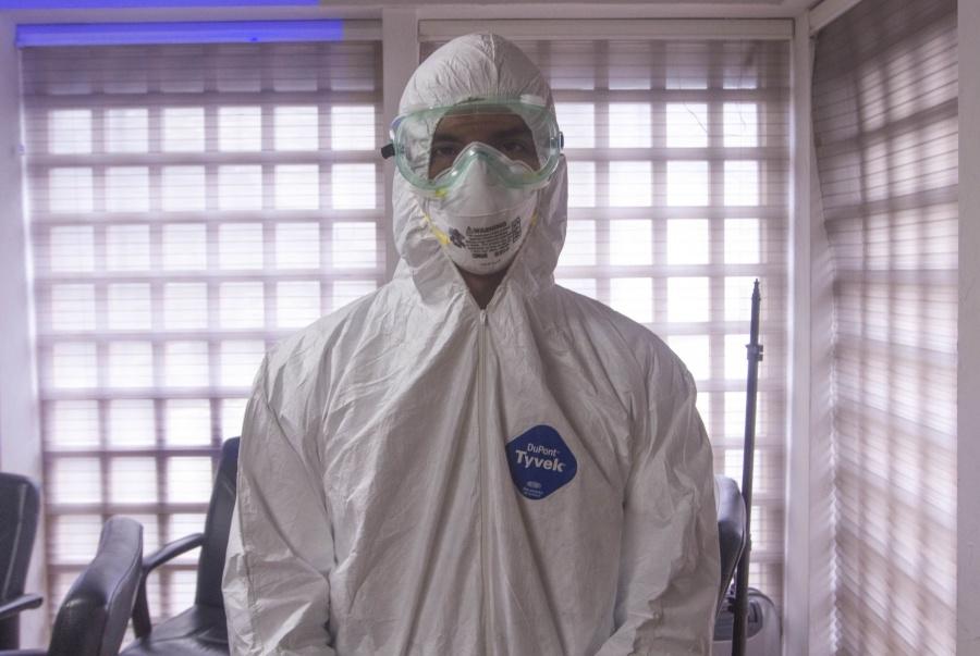 Alistan 1,283 camas para pacientes de coronavirus