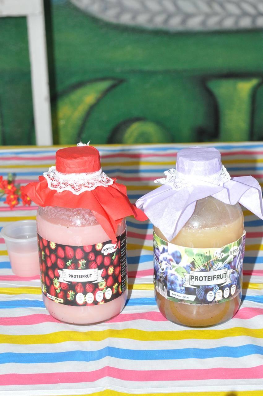 Elaboran jugo nutritivo con el suero de la leche