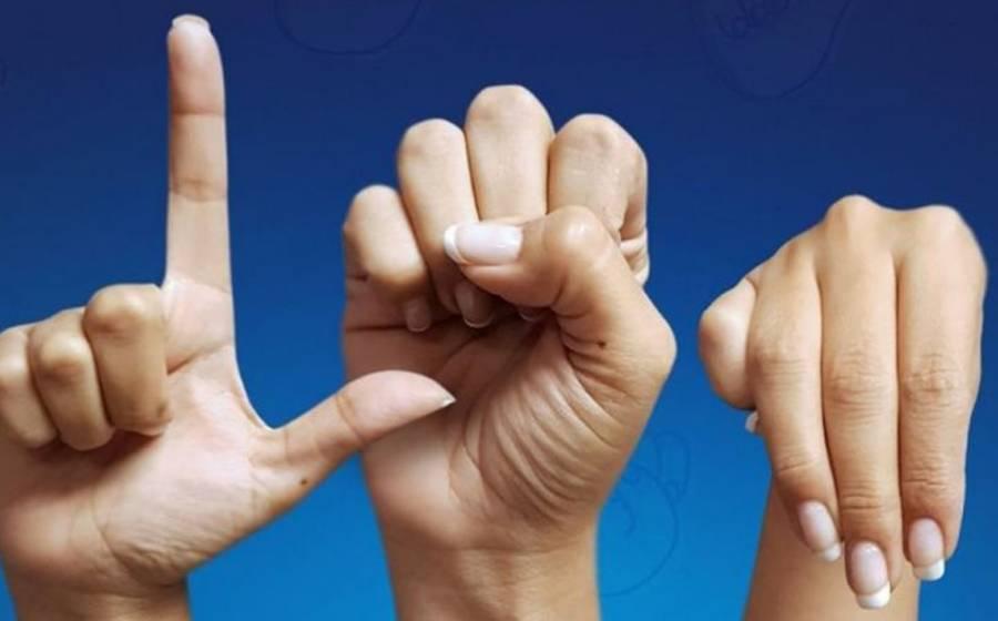 Podrás aprender lenguaje de señas durante la cuarentena