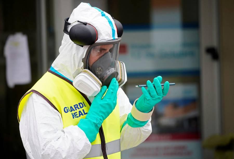 España supera a China en número de contagios por coronavirus