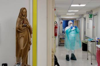 Coronavirus en Italia deberá estabilizarse pronto: OMS
