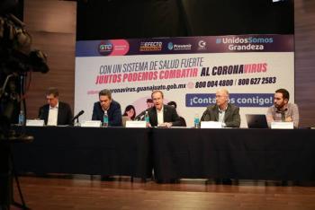 Gobierno de Guanajuato pone en marcha acciones de apoyo a las Mypimes