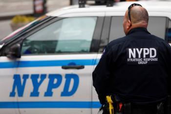 Confirman Covid-19 en 900 policías de NY