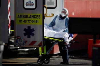 Francia registra peor cifra de muertes diarias por Covid-19