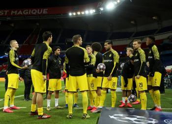 Borussia Dortmund volverá a entrenar pese a pandemia