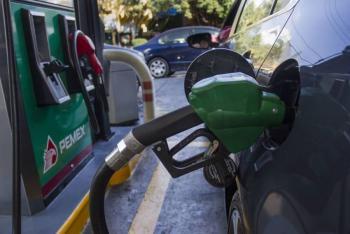 Petróleo mexicano se cotiza en 10.37 dólares por barril