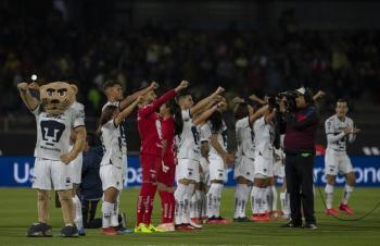 Pumas anuncia recorte de salario a sus futbolistas