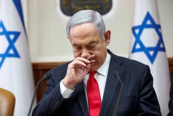 Netanyahu, en cuarentena preventiva por coronavirus