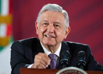 Mexicanos, más resistentes que otros pueblos ante el Covid-19: AMLO