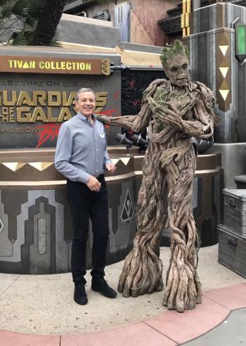 Presidente de Disney renunciará a su salario ante crisis por coronavirus