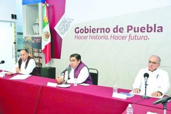 Puebla alista 5 hospitales para atender coronavirus