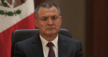 Libertad negada a García Luna pese a riesgo de Covid-19