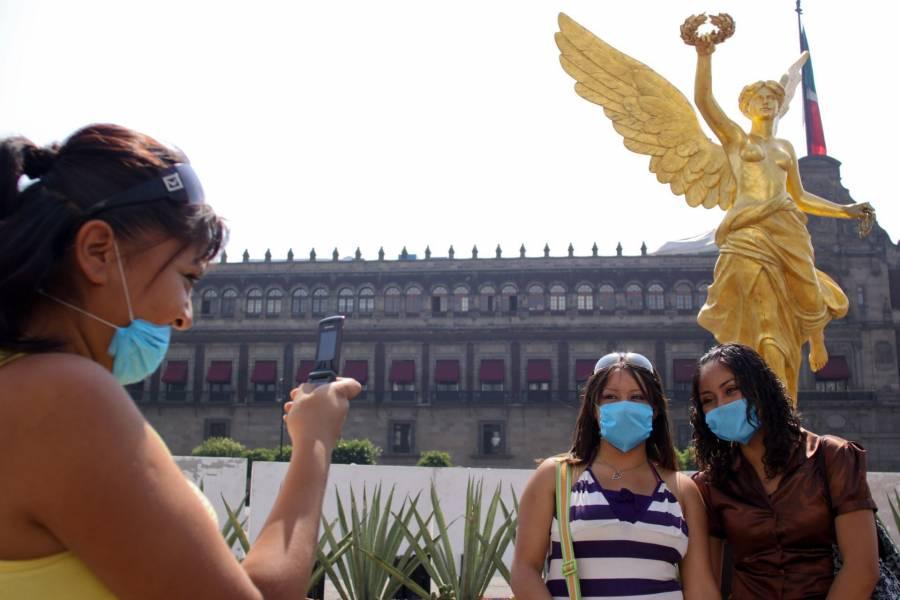 23 por ciento de los mexicanos no ha dejado de realizar sus actividades cotidianas