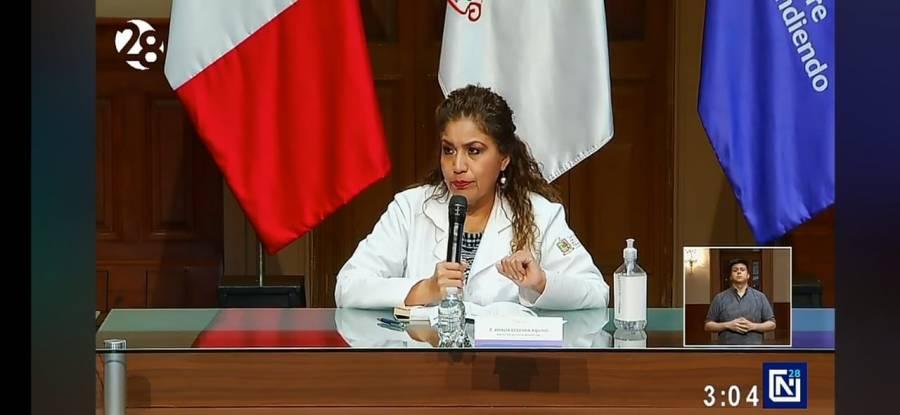 115 casos positivos de Coronavirus en Nuevo León; 17 se recuperaron