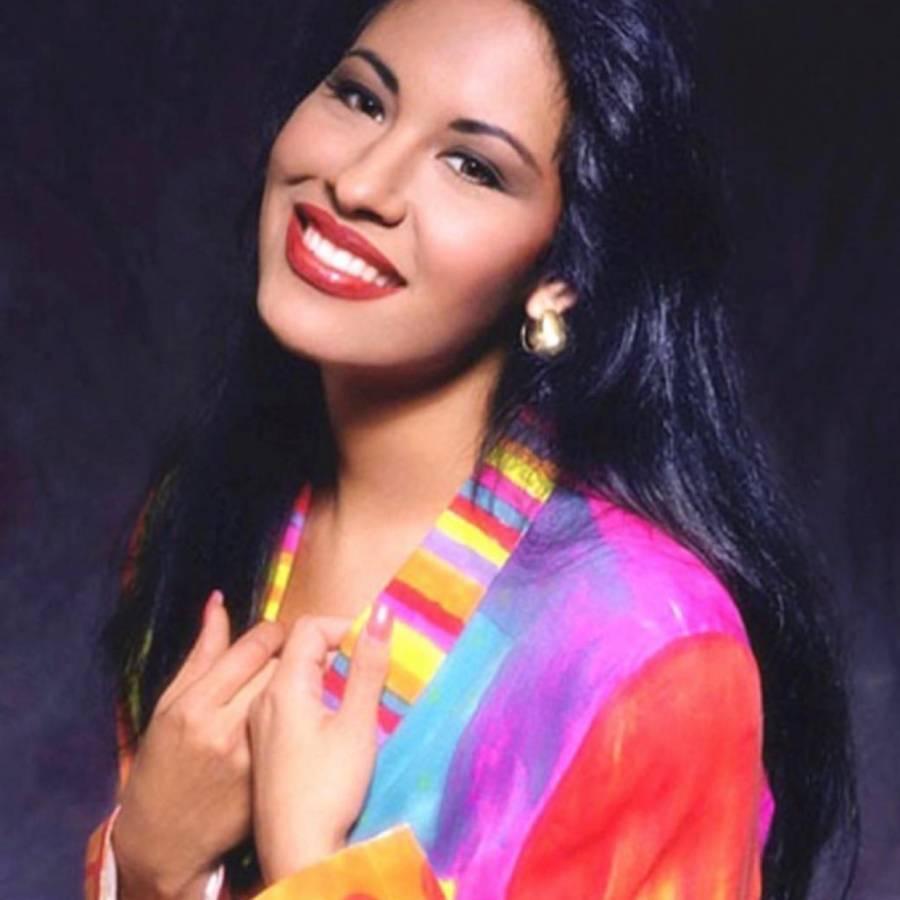 A 25 años de su muerte, difunden foto inédita de Selena Quintanilla