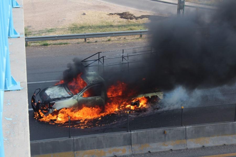 Se desata violencia y persecución en Celaya