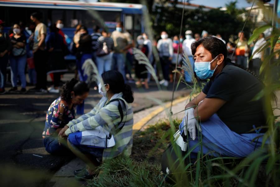 Bukele reporta la primera muerte por Covid-19 en El Salvador