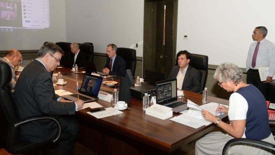 Presentan Acuerdo de gobernabilidad y unidad nacional en la lucha contra el Civid-19
