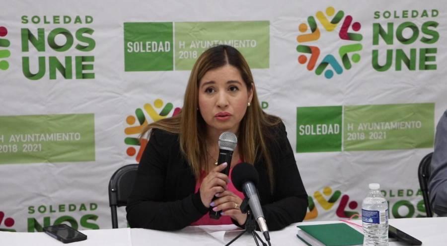 Otorga ayuntamiento de Soledad beneficios fiscales para abril y mayo