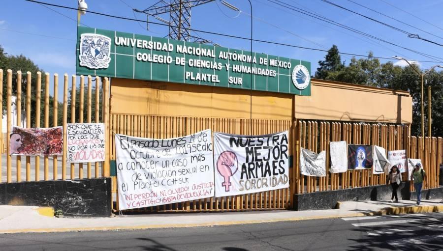 CCH Sur pide diálogo a paristas manteniendo sana distancia; buscan recuperar plantel