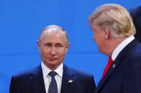 Trump acepta ayuda de Putin para abastecer insumos médicos