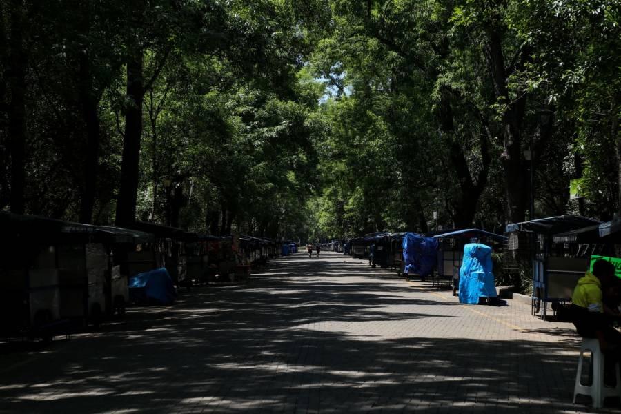 Sheinbaum anuncia cierre de bosques en la CDMX