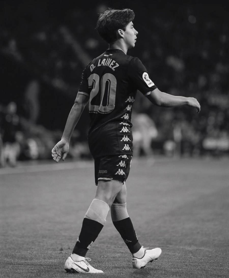 Diego Lainez podría ir al Leganés de Javier Aguirre