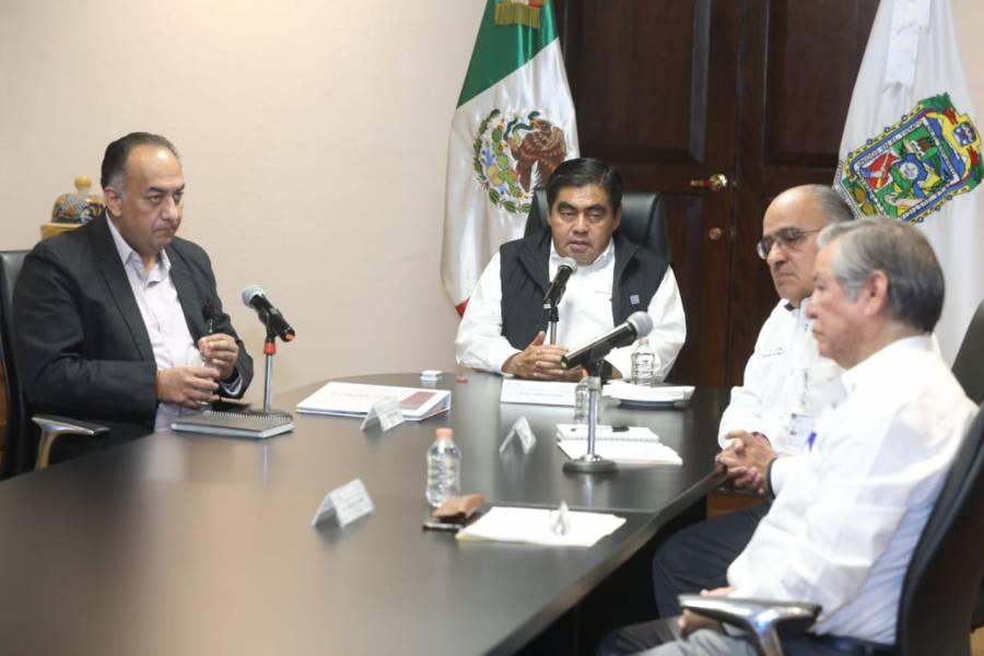 Asume gobierno de Puebla nuevas medidas federales por Covid-19