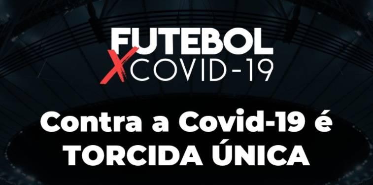 Grandes de Brasil lanzan campaña para reunir fondos contra el Covid-19